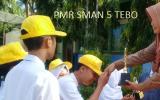 SMAN5 Ikuti Lomba Kepalangmerahan