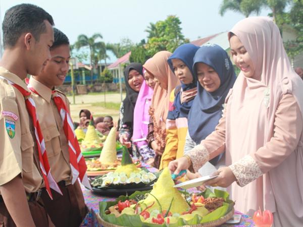 Sambut Ramadhan SMAN 5 TEBO Gelar Do'a Bersama