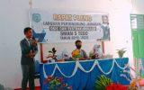Rapat laporan pertanggungjawaban kegiatan OSIS dan ekstrakulikuler SMAN 5 TEBO