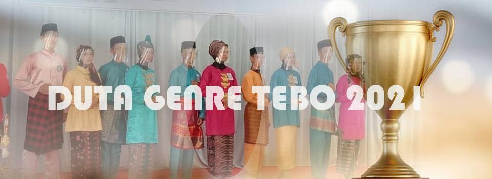 SMA 5 Juara 1 Duta Genre dan Juara V duta GenRe di ajang Duta Genre Kabupaten Tebo